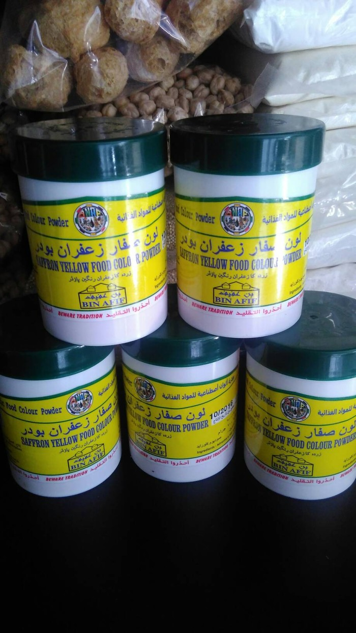 Beli Makanan Dan Minuman Di Tokopediacom Melalui Ninjaxpress Energen Oatmilk Mixbry10scx24g Saffron Yellow Food Colour Powder 100gr