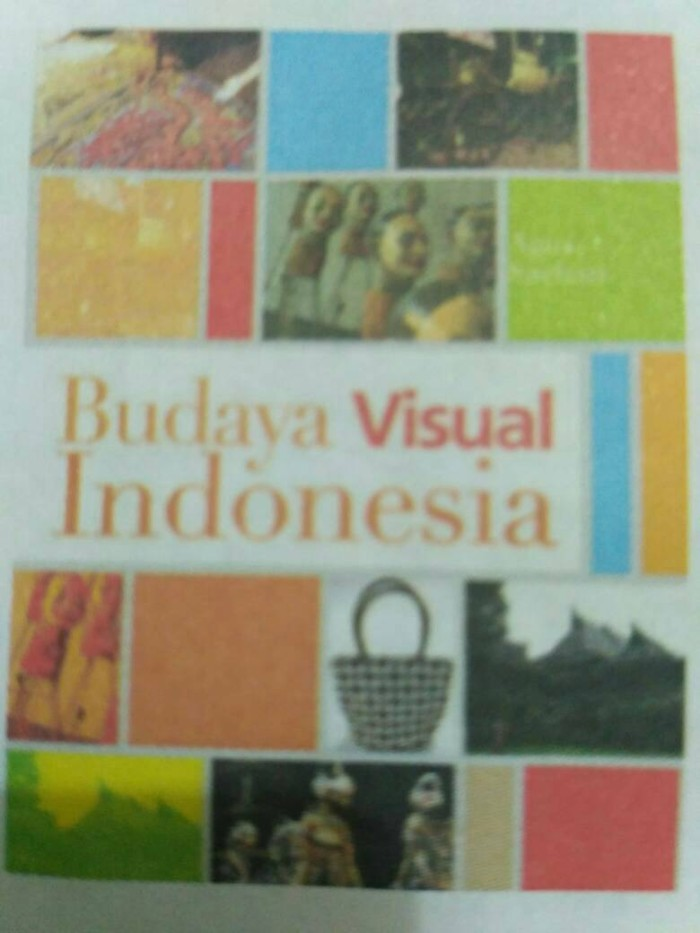harga Budaya visual indonesia*agus sachari Tokopedia.com