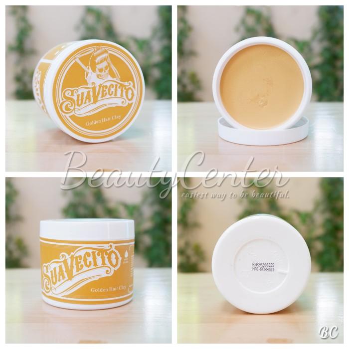 harga Pomade suavecito color/ wax clay pomade color - golden Tokopedia.com