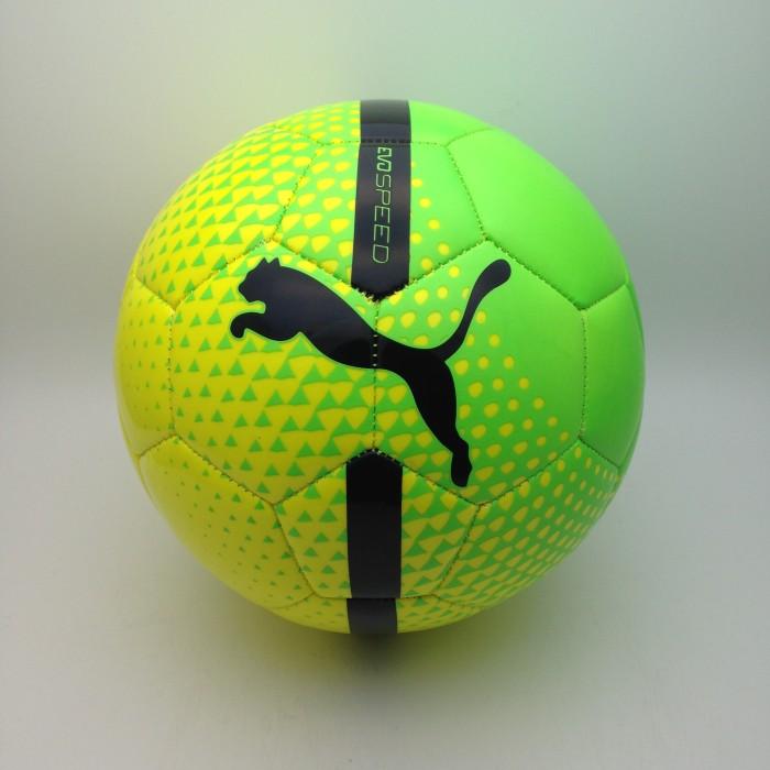 4c71a55b21c1d Jual Bola Futsal Puma Evo Sala Ball Yellow Green 08266605 Original ...