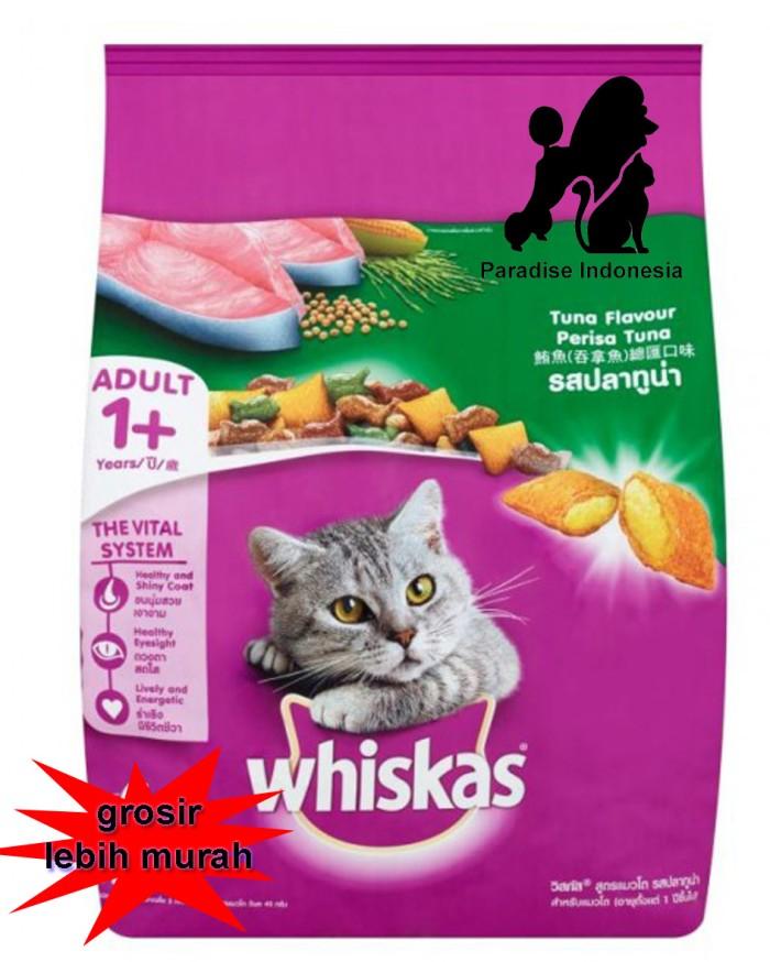 whiskas tuna 1,2kg ( dry cat food adult )