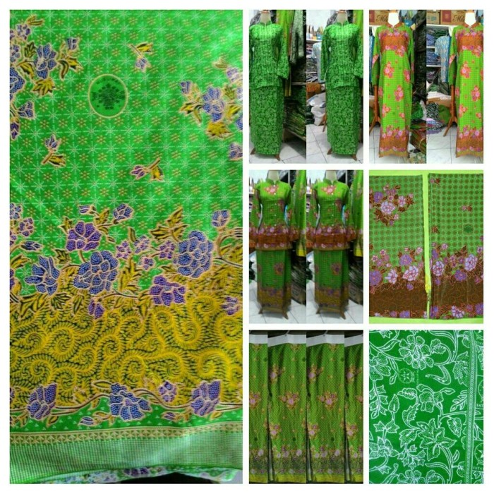 Jual Batik Fatayat Nu Limited Rmp Dki Jakarta Rajamurahpusat Tokopedia