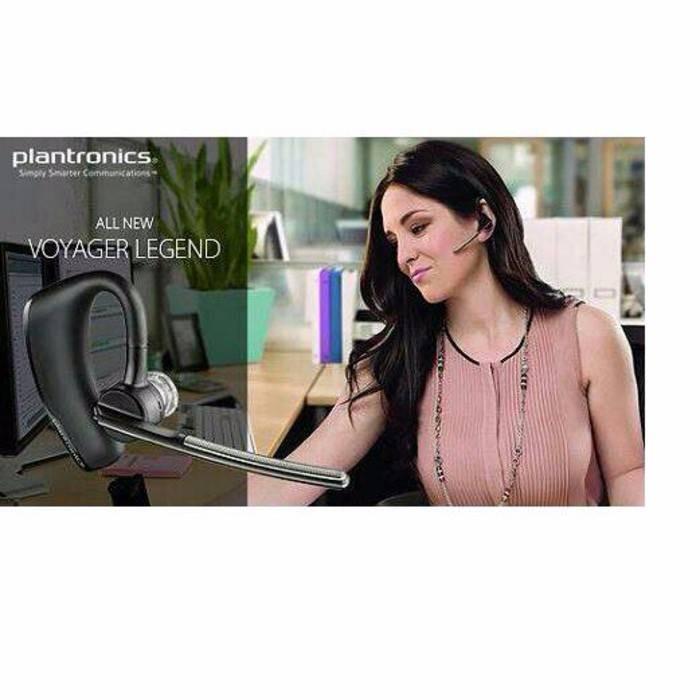 harga Headset bluetooth stereo plantronics voyager legend (oem) Tokopedia.com