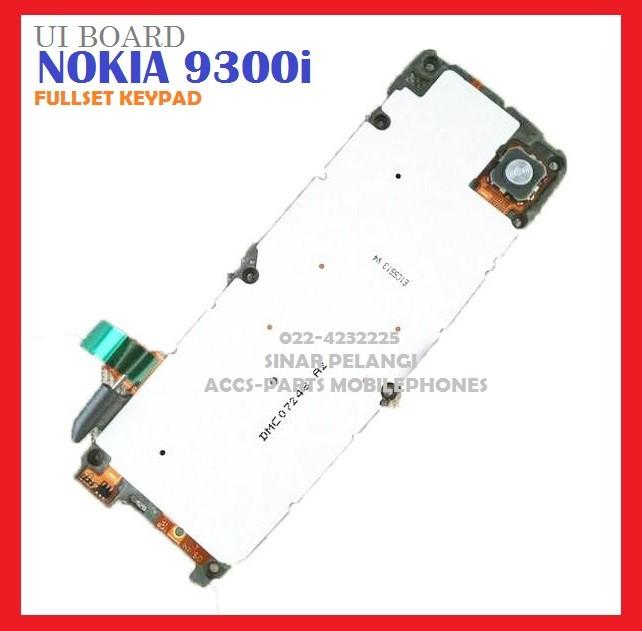 harga Flexi keypad keyton ui board down nokia 9300i (fullset) (702184) Tokopedia.com