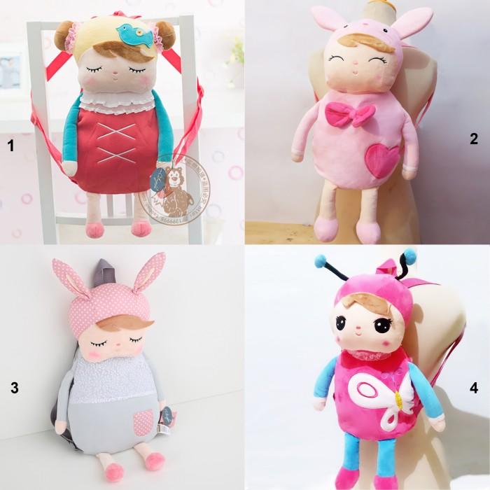 harga Tas ransel boneka pretty angela metoo princess 35cm hello kitty kids Tokopedia.com
