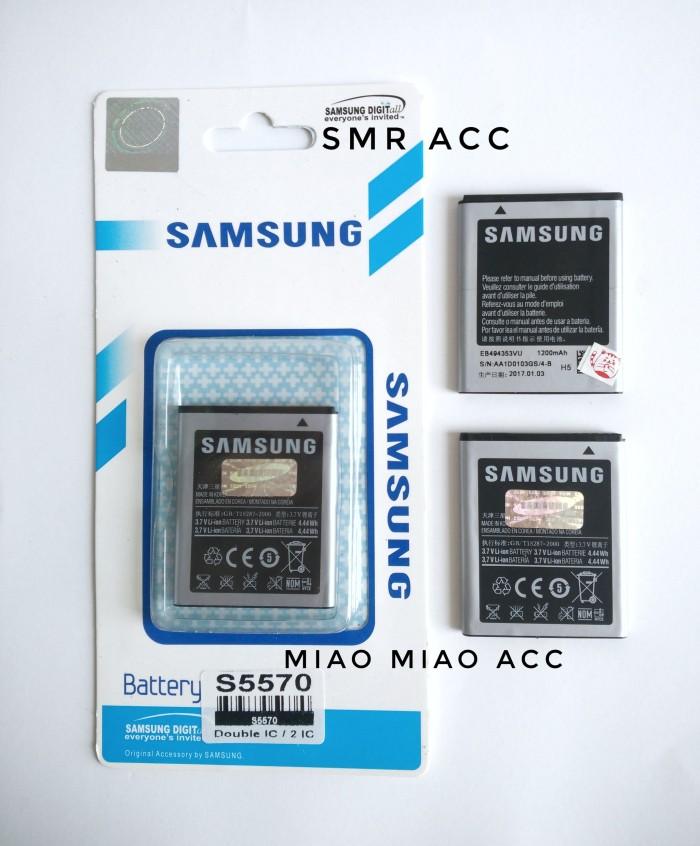harga Baterai samsung galaxy mini /s5570, star duos/ s5282 original 99% Tokopedia.com