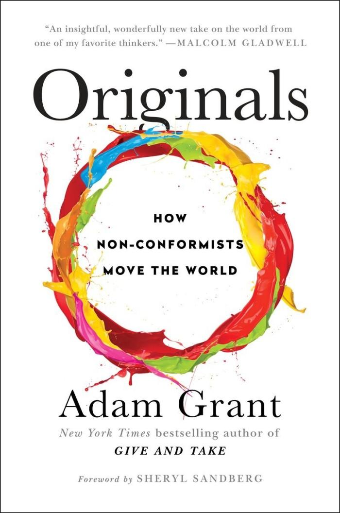 harga Originals: how non-conformists move the world (by adam grant) [ebook] Tokopedia.com