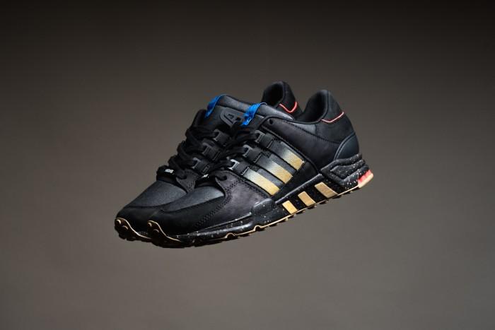 100% authentic 70dc2 dd345 Sepatu adidas CONSORTIUM X HAL MEN EQT RUNNING SUPPORT 93 Original