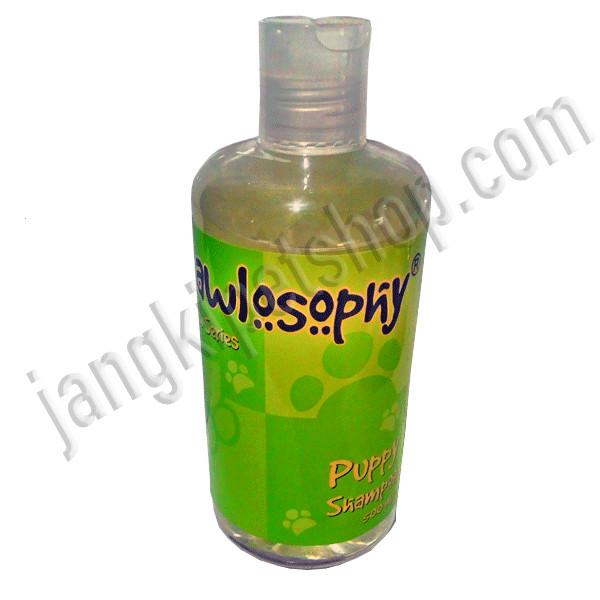 harga Sampo untuk anjing - pawlosophy puppy shampoo - 500ml Tokopedia.com