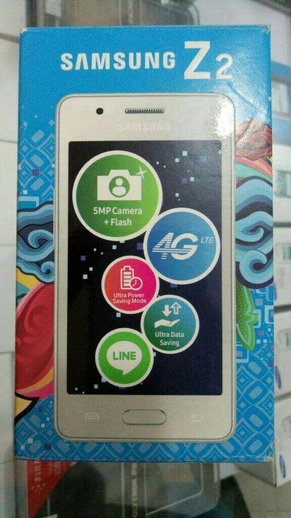 Samsung z2 z200 garansi resmi sein