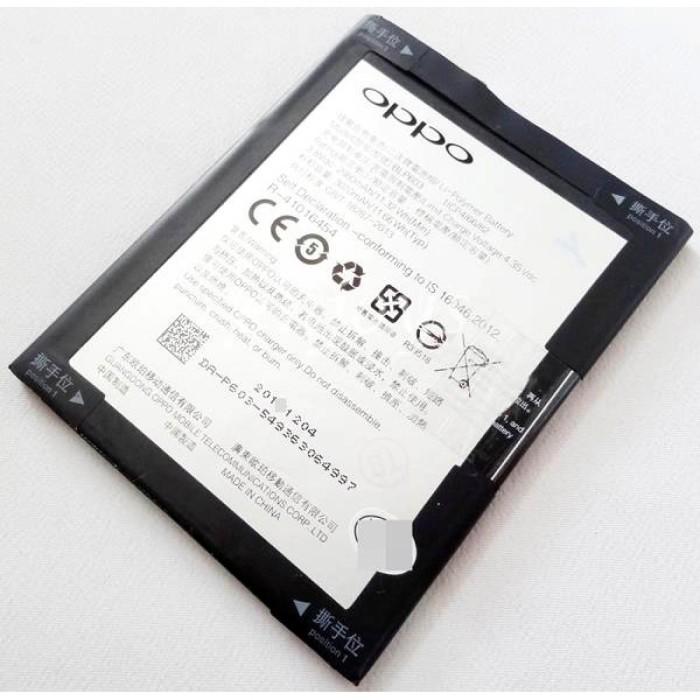 harga Battery for oppo r7s r7st r7sm 3000mah - blp603 Tokopedia.com