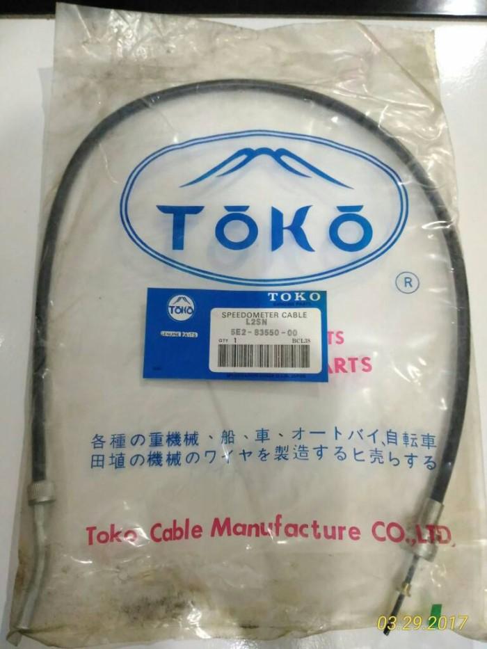 harga Kabel spedometer yamaha l2sn / l2 super Tokopedia.com