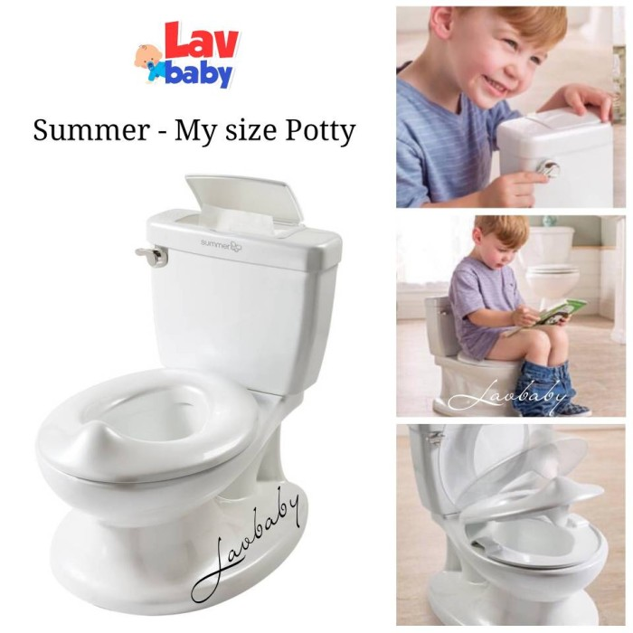 harga Summer My Size Potty Trainer Tokopedia.com