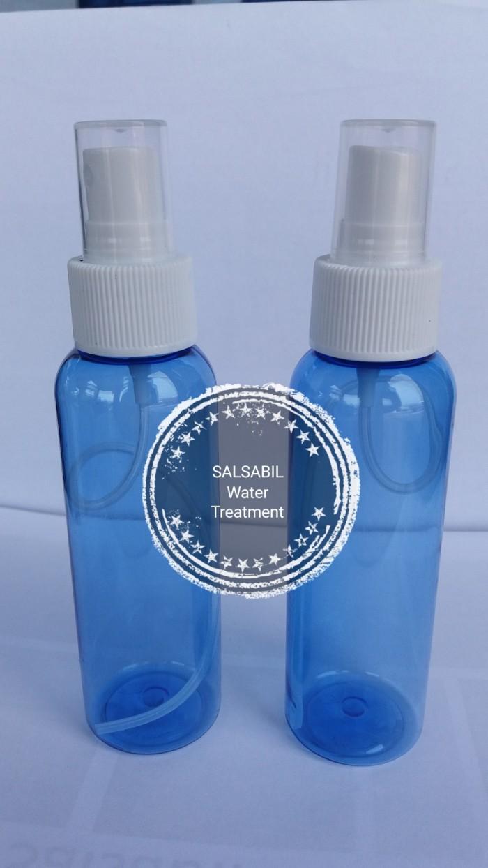 Jual Botol Spray 100ml Biru Salsabil Water Treatment Tokopedia 100 Ml