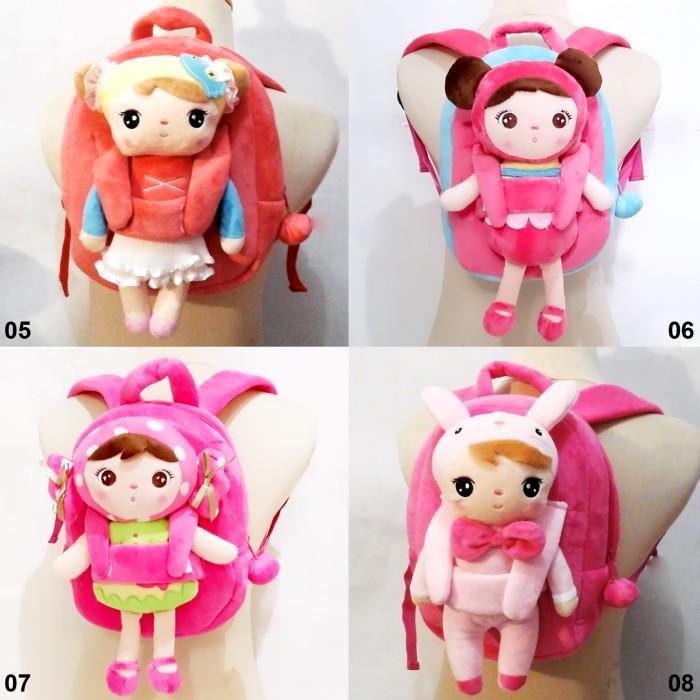 harga Ransel boneka angela pretty metoo princess anak sekolah paud disney Tokopedia.com