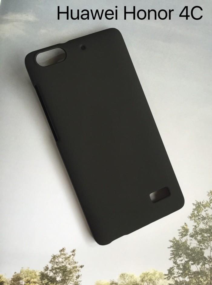 best cheap 0a347 88f84 Jual Hardcase Case Huawei Honor 4C Polos Hitam Casing Bahan Plastik Keras -  Jakarta Barat - Messes_Cases | Tokopedia