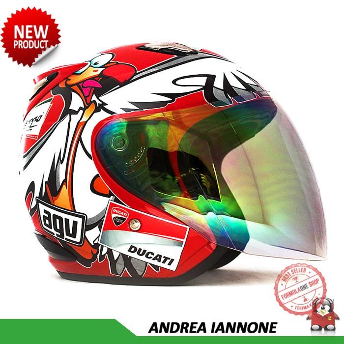 HELM REPLIKA MOTOGP | AGV ANDREA IANNONE 1