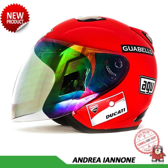 HELM REPLIKA MOTOGP | AGV ANDREA IANNONE 4