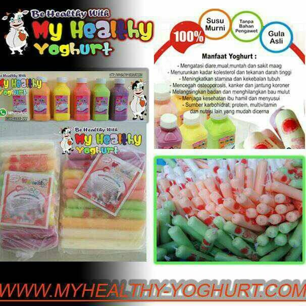 diarree yoghurt