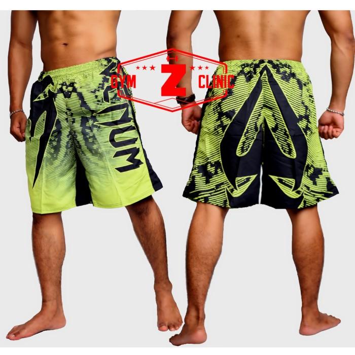 harga Celana venum amazonia 4.0 green boxing ufc mma fight shorts Tokopedia.com