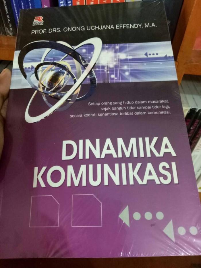 harga Dinamika komunikasi - onong uchjana effendy Tokopedia.com