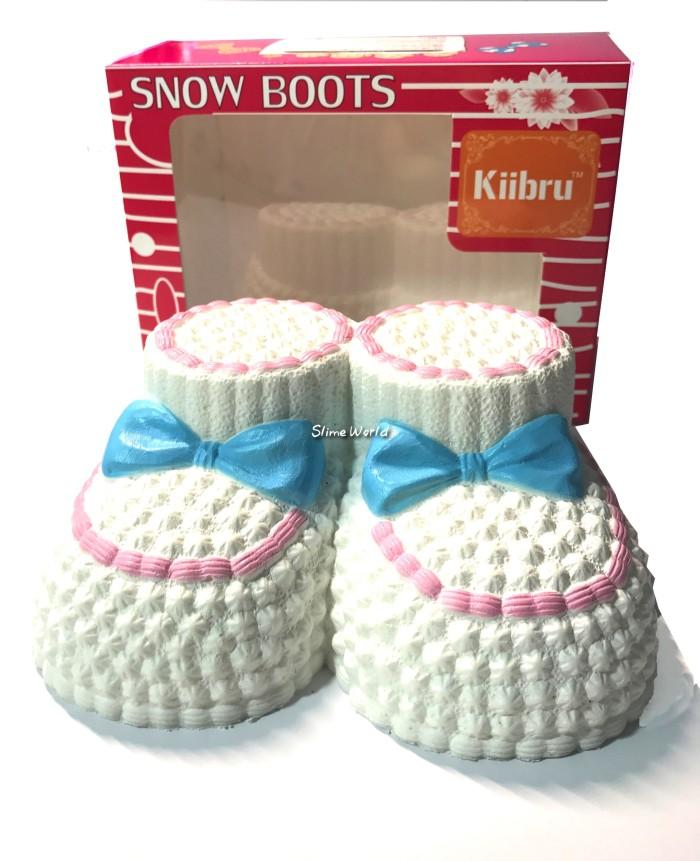 harga Squishy snow boots kiibru original with packing skuisi sepatu bayi put Tokopedia.com