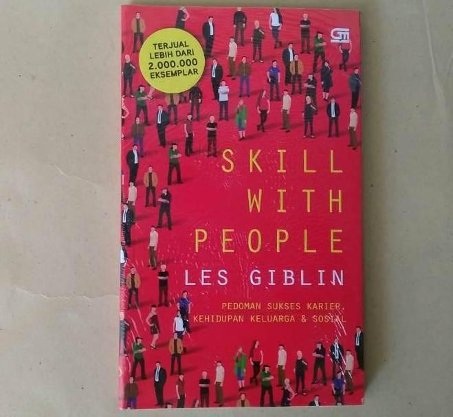 harga Baru buku skill with people . les giblin . gramedia Tokopedia.com