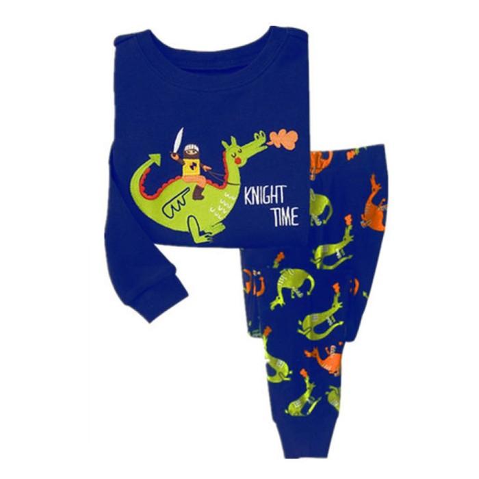 Jual Baju tidur anak laki-laki Piyama GAP Hongkong Boy Knight Time ... 2c4e6b923d