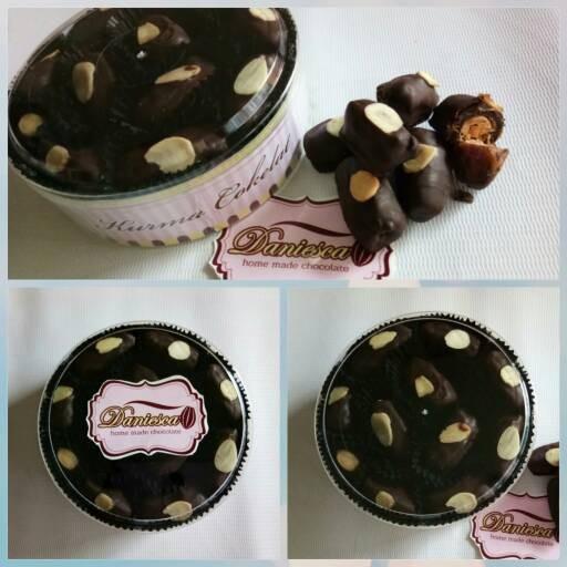 harga Kurma coklat - kurcok kacang almond Tokopedia.com