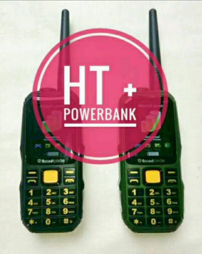 Brandcode B68 HP bisa HT B-68 Powerbank 10.000 (Aldo 007 Prince PC10)