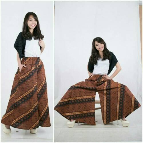 harga Celana liner kulot rok batik jumbo long pant hc Tokopedia.com