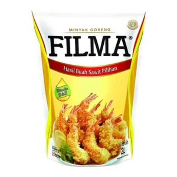 harga Minyak goreng filma ukuran 2ltr (6pcs) Tokopedia.com