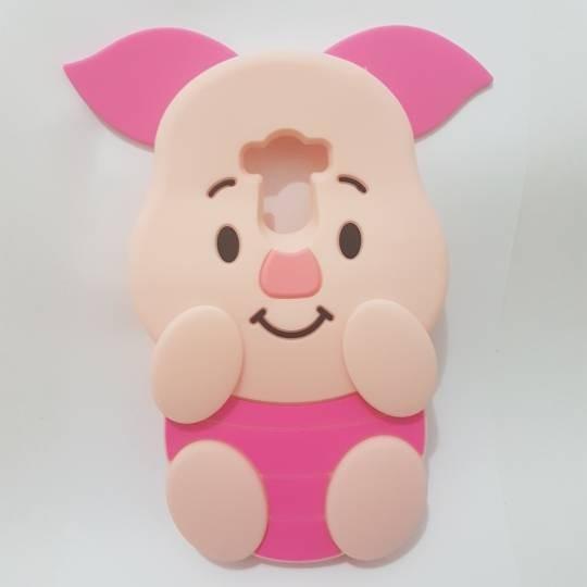 ... harga Case karakter pig xiaomi redmi 4 prime soft silikon boneka babi pink Tokopedia.com