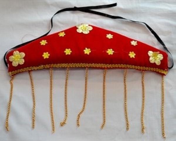 Foto Produk Cadar betawi narojeng jakarta aksesoris tarian kening adat dari Adat Nusantara Store