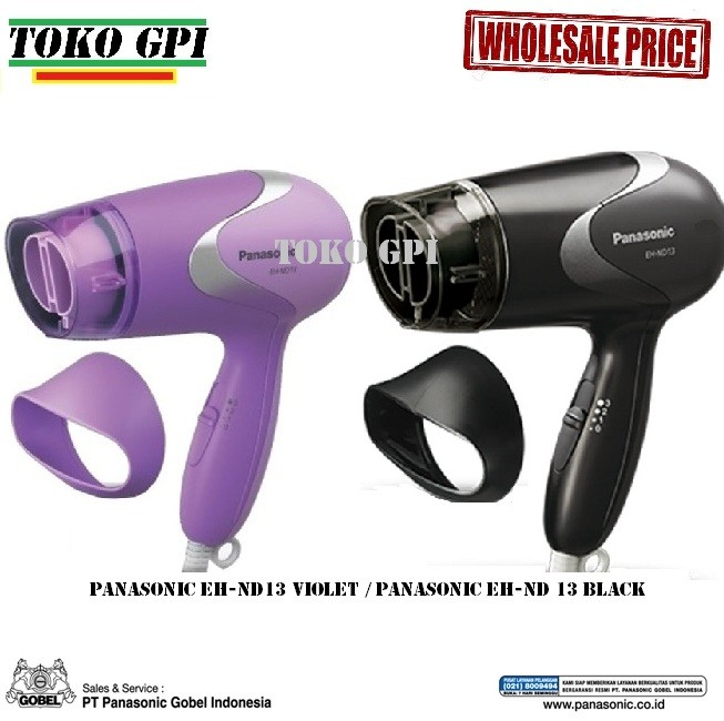 Jual Hair Dryer Panasonic EH ND 13  45328520f2