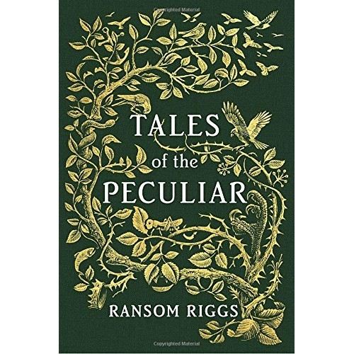 Foto Produk Tales of the Peculiar dari Mega book store