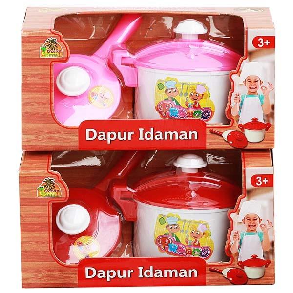 Jual Mainan Anak Masak Masakan Dapur Idaman Oct2025 Jakarta Pusat Modern Plaza Tokopedia