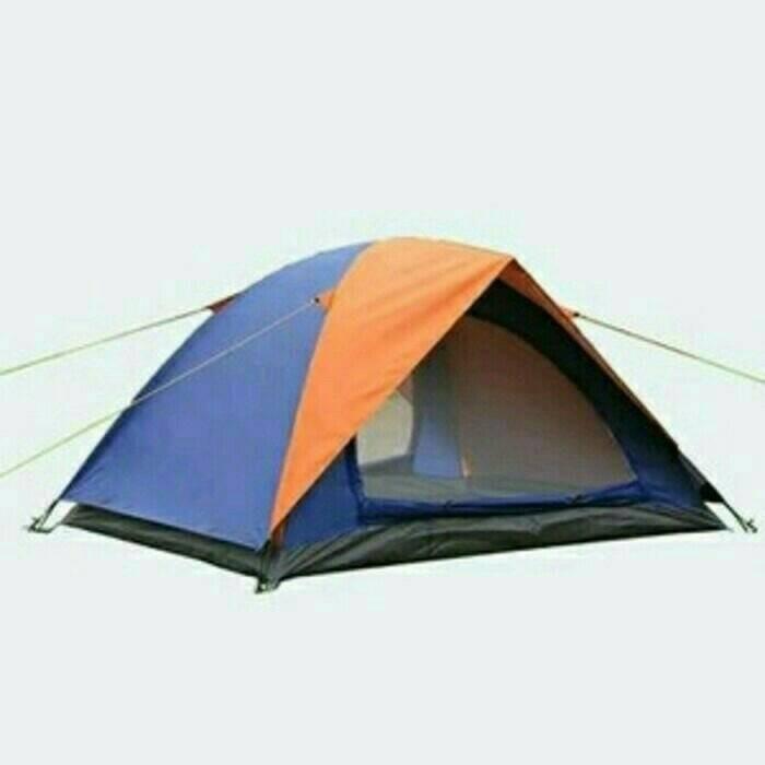 harga Tenda dome bnix bn - 005 double layer waterproof 3-4 orang Tokopedia.com