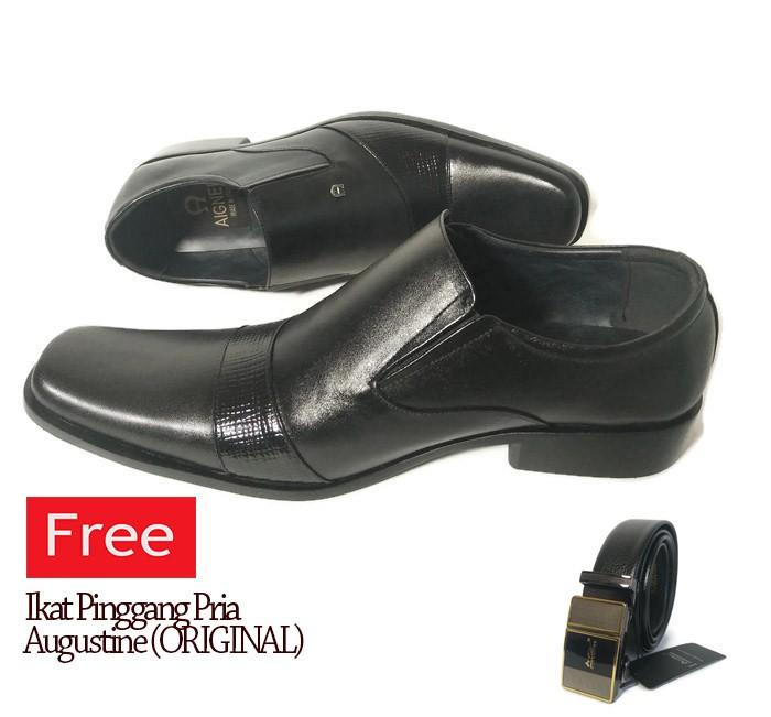 harga Sepatu kulit aigner pantofel 2283 Tokopedia.com