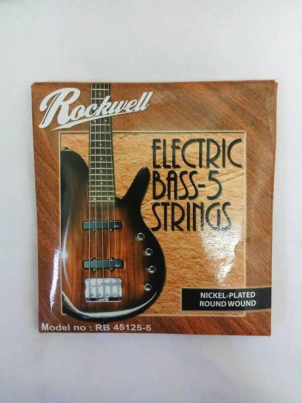 harga Senar gitar bass 5 st rockwell rb 45125 ori Tokopedia.com