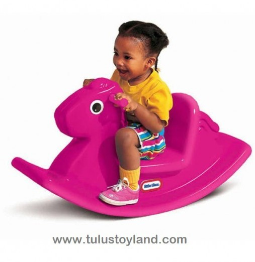 harga Little Tikes Rocking Horse Magenta Tokopedia.com