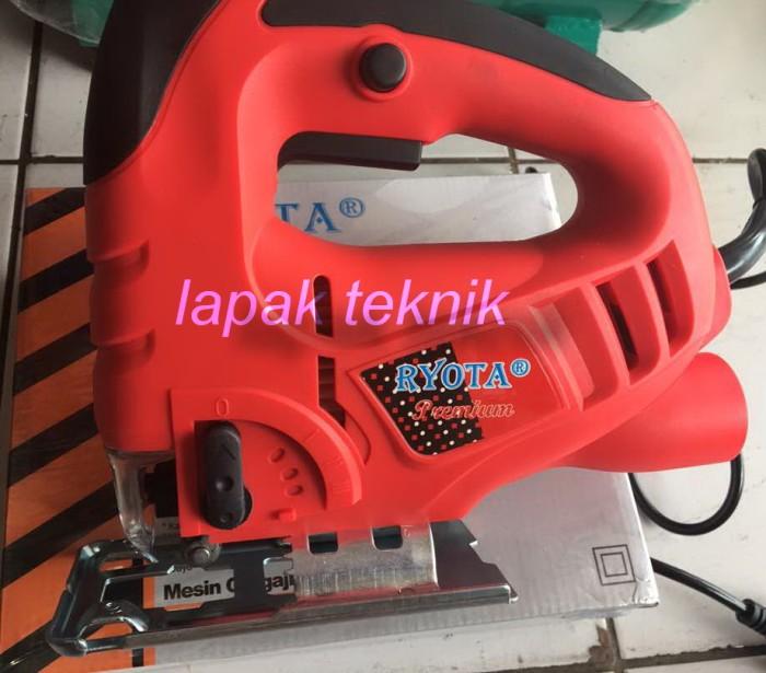 harga Ryota Premium Mesin Jigsaw Jig Saw Ra-2065 Tokopedia.com