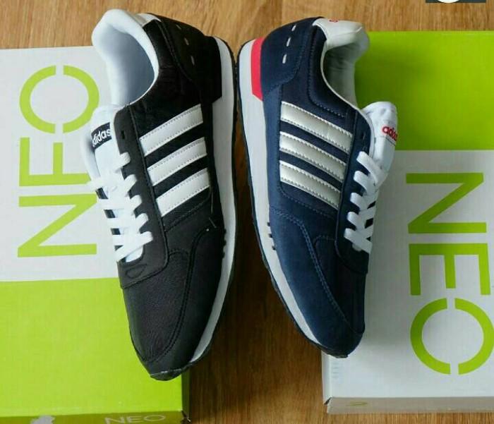 Jual sepatu adidas neo city racer original - just sneakerss  b18e9900a4