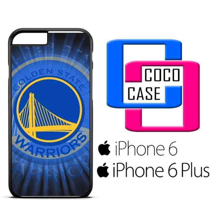 Jual Casing Iphone 6 6 Plus Golden State Warriors Logo X4206 Kota Semarang Casecoco Tokopedia