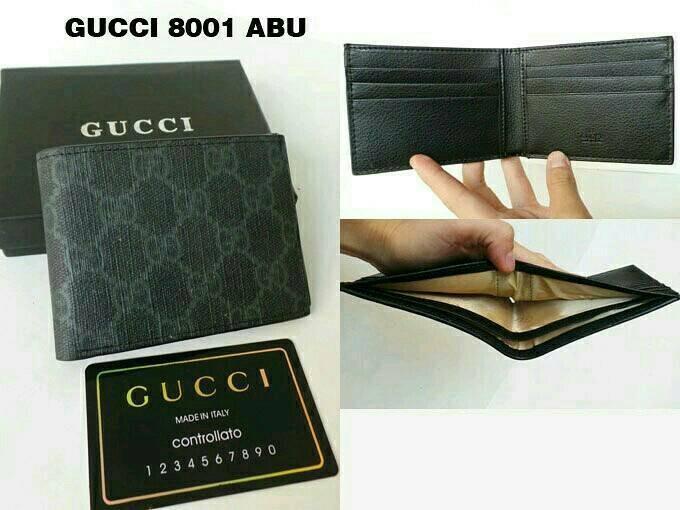 Segini Daftar Harga Dompet Gucci Premium 8001 Murah Terbaru 2019 ... aa26c44e04