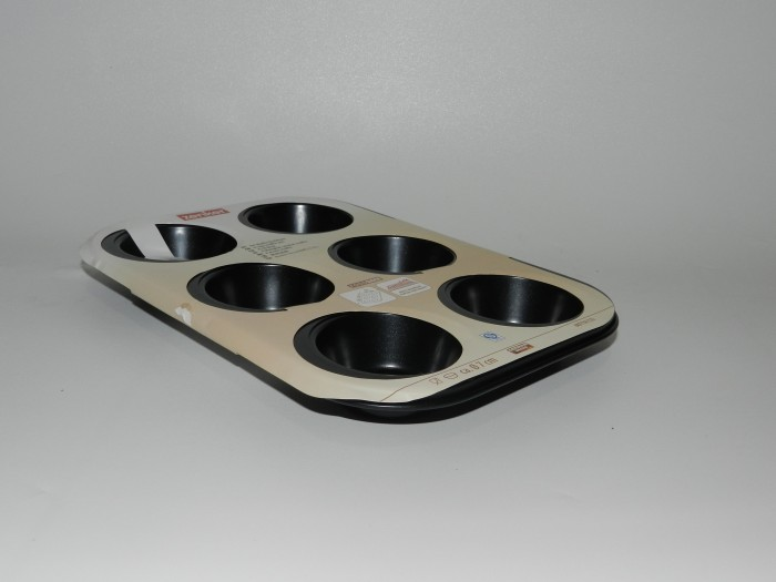 harga Fackelmann muffin pan [6 cups] loyang cupcake 6 lubang dekorasi kue Tokopedia.com