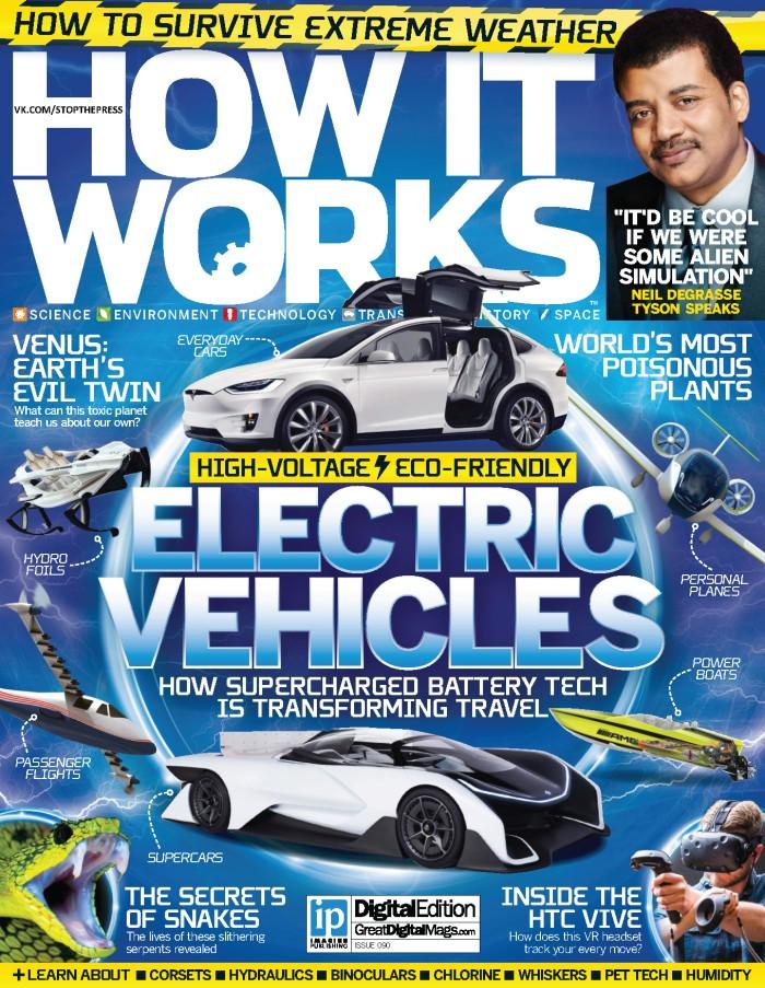 harga How it works - issue 90 2016 (imagine publishing) [ebook/e-book] Tokopedia.com