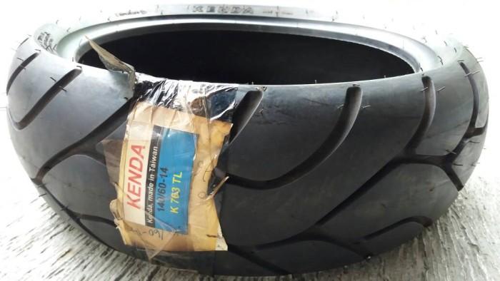 harga Ban kenda 140/60-14 k763 tl rc Tokopedia.com