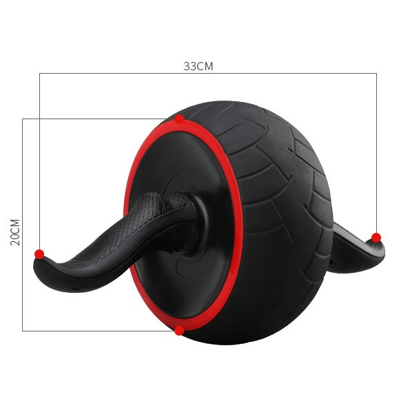 harga Pro fitness ab roller / abs wheel / ab machine / alat situp / sit up Tokopedia.com