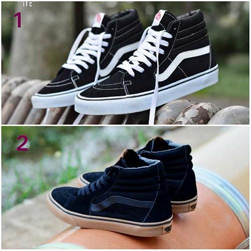 ... harga Sepatu vans oldskool high import kode ifc waffle casual sneakers  Tokopedia.com c0086fc226